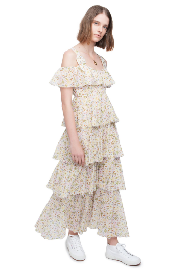 Tiered Garden Dress