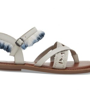 086da3be4a4   Other Stories x TOMS     Lexie  Sandal with Fringe – White – Never ...