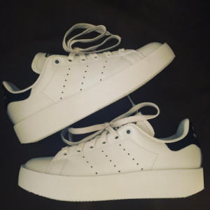 Bold Double Sole Stan Smith Trainers