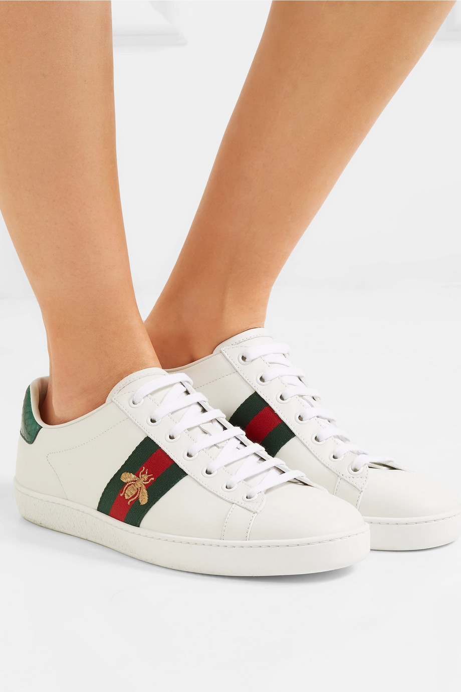 Gucci Bee sneakers GUCCI // ACE Sneakers – Bee