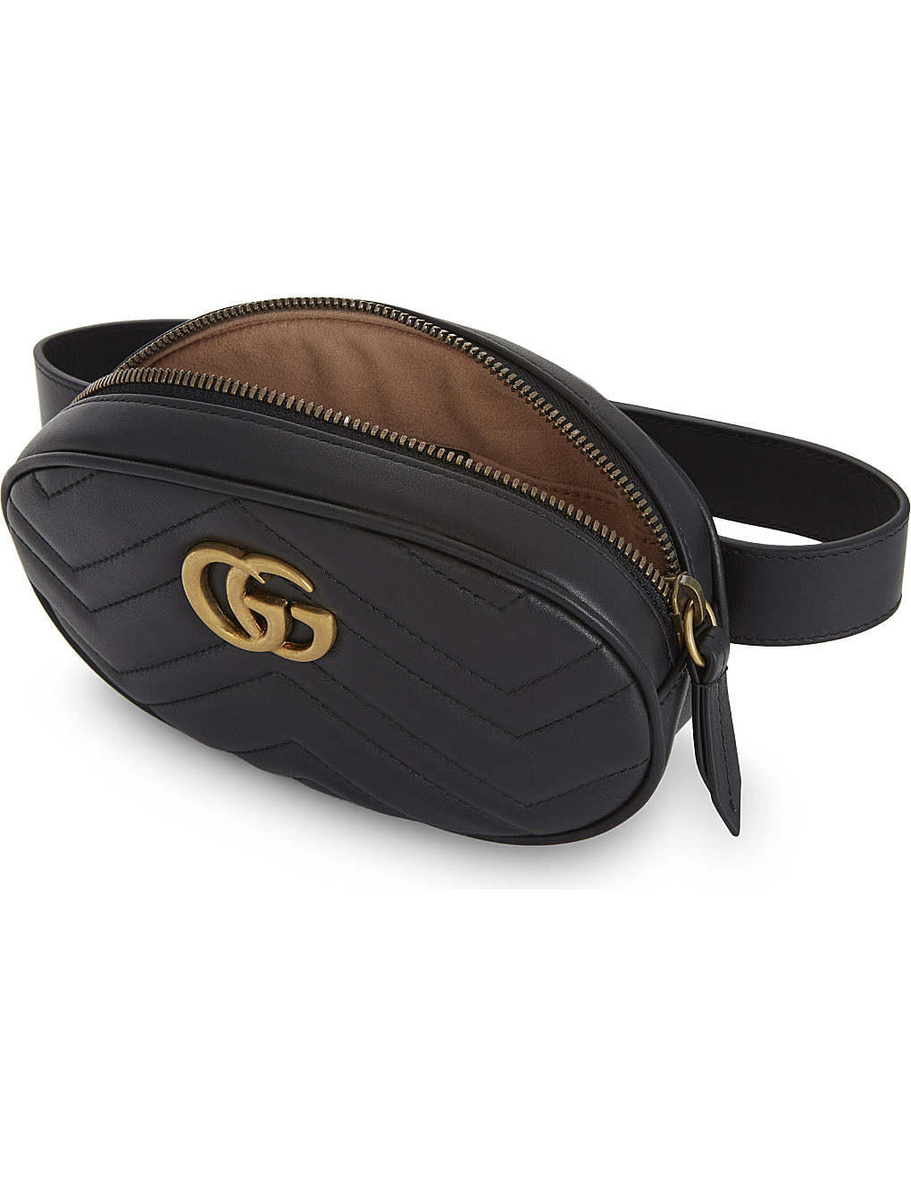 c413aa03b5650f GUCCI // MARMONT – Belt Bag – Never Knowingly Concise