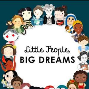 Little People - BIG DREAMS